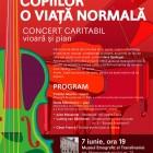 Concert pentru copiii AHS